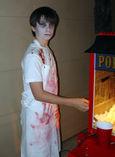 Samuel popcorn machine