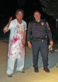 Sam and Cop