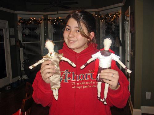 Cleo antony dolls w maria